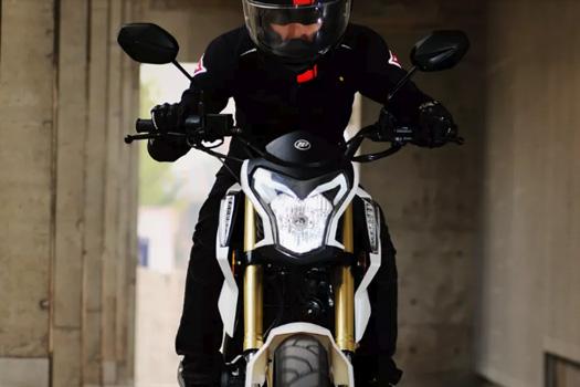 Lifan brand motorcycle model KP mini