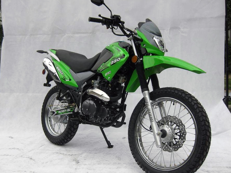 Peace Sports brand motorcycle model Brozz 250cc