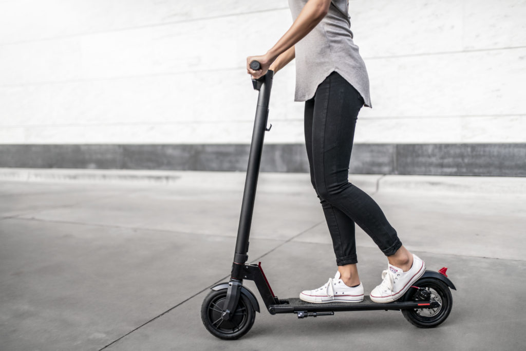 GoTrax Electric Kick Scooter