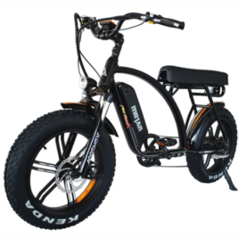 Addmotor brand electric bicycle model Motan M60-R7 Black