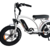 Addmotor brand electric bicycle model Motan M60-R7 white