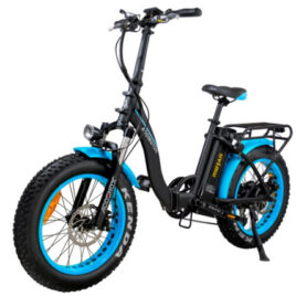Addmotor-M140-P7-Electric-bicycle-Blue
