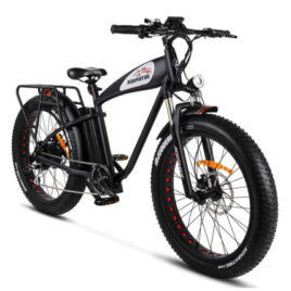 M5500 Addmotor Electric Bicycle Black