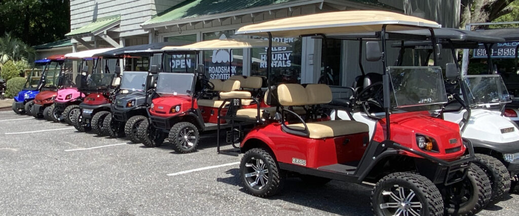 Golf Carts and Utility Carts