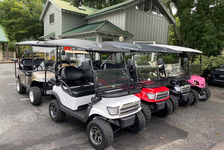 Golf-Carts-Utility-Vehicles