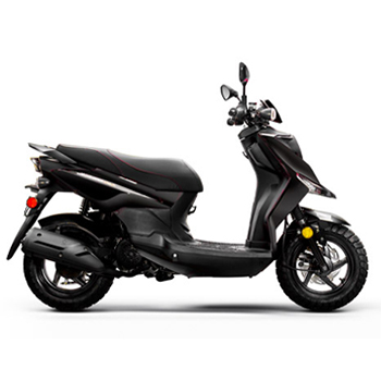 Lance brand scooter model Cabo in black