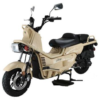 amigo rover scooter tan