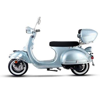 Amigo VES 150 scooter blue