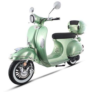Amigo VES 150 scooter green