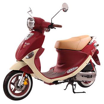 genuine buddy international pamplona scooter