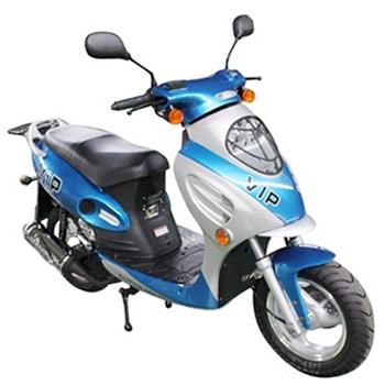 peace sports VIP scooter blue