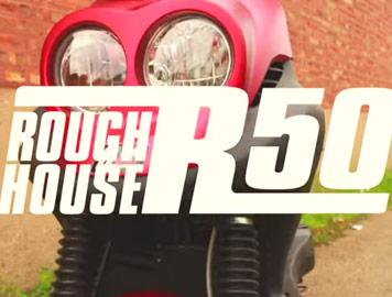 genuine roughhouse video overlay