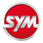 SYM brand scooter Logo