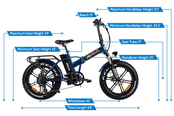 Addmotor M150 R7 measurements