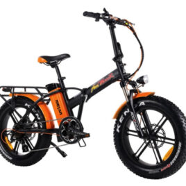 Addmotor M150 R7 orange