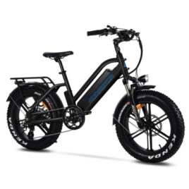 Addmotor Motan M50 Electric Bicycle - black02