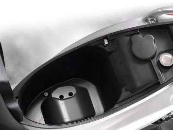 Lance Soho50 under seat storage compartment